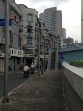 Along Suzhou Creek