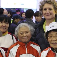 "In China, runners over the age of 65 have been denied entry to run marathons due to ""health reasons."" NIKE says Just Do It and invites them to run with us."